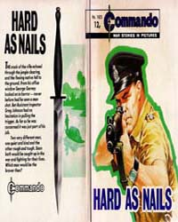 Commando for Action and Adventure : Hard... Volume Issue 1425 by D. C. Thomson and Company Ltd